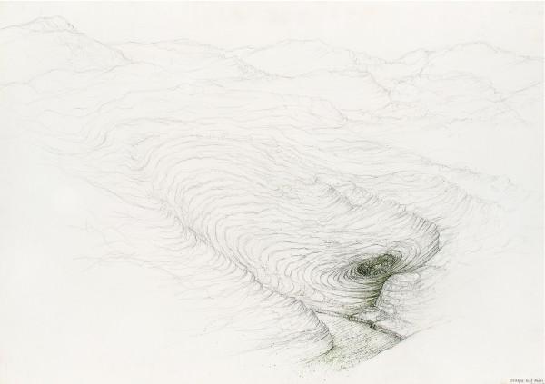 Raffi Kaiser, #019272 Landschaft, 2008/2010