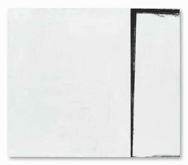 Monika Huber #019409 untitled, 1995/II/21 (2 panels), 1995 acrylic on wood 60 x 70 cm