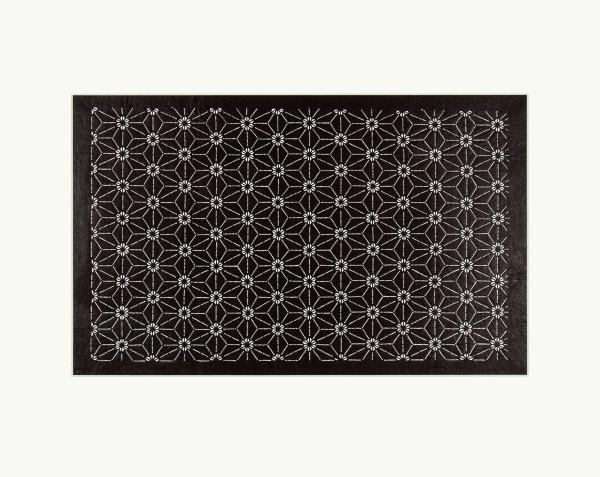 Katagami / Uwagami, #016871 Katagami (Textilfärbeschablone), Japan, Späte Edo-Zeit / Meiji-Zeit (2. H. 19. Jh. / Anfang 20. Jh.)