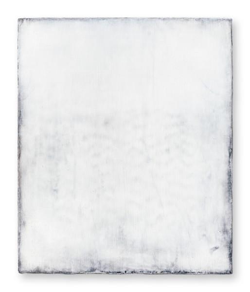 Hideaki Yamanobe #022238 Light on Bright - 1, 2020 Acryl und Sand auf Nessel 53 x 45 x 3,5 cm