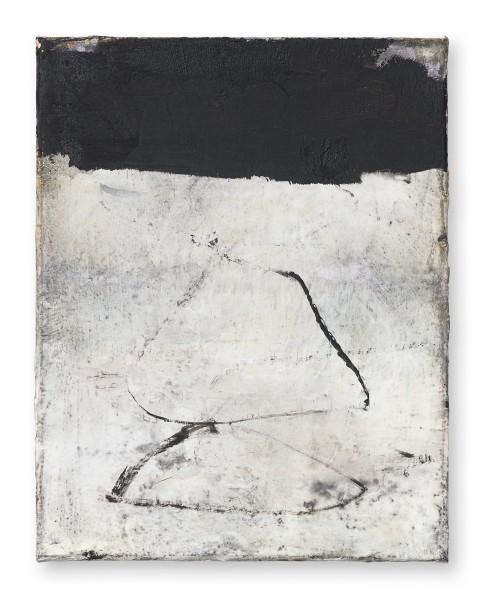 Hideaki Yamanobe #022229 Klangassoziationen 3646 No. 3, 2019 Acryl auf Nessel 46 x 36 x 3 cm