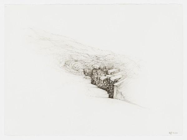 Raffi Kaiser, #021669 Landschaft, um 2017