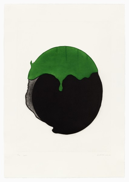 Takesada Matsutani, #021615 Green, 2016