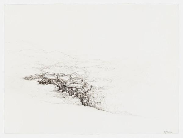 Raffi Kaiser, #021668 Landschaft, um 2017