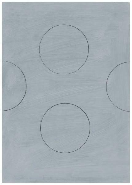 Jürgen Schön #022139 Zeichnung, 2020 Bleistift, Farbstift, Acryl auf Papier 60,7 x 42,9 cm