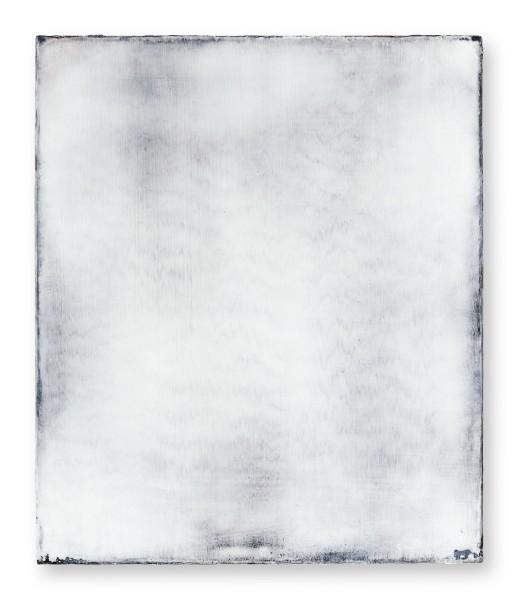 Hideaki Yamanobe #022241 Light on Bright - 10, 2020 Acryl und Sand auf Nessel 53 x 45 x 3,5 cm
