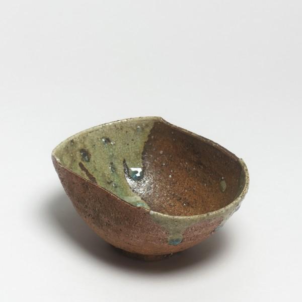 """Keramik, #019108 Chawan - Tea bowl """"Hana Tachibana"""", 17th century. Edo period"""