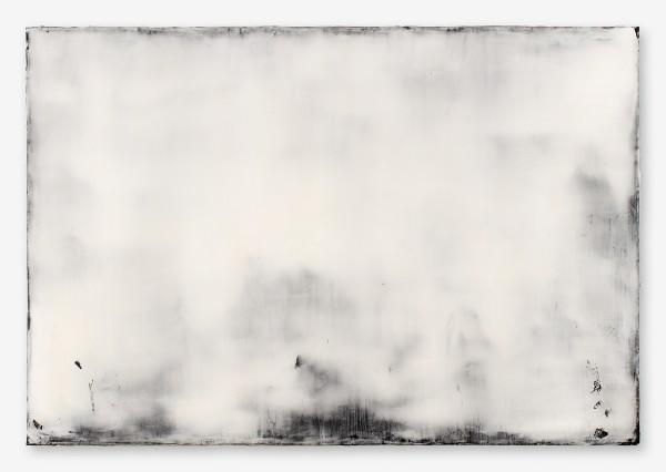 Hideaki Yamanobe #018345 White Landscape No.1 , 2008 Acryl auf Nessel 170 x 250 x 5 cm