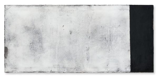 Hideaki Yamanobe #022233 Resonanzmembrane 2020-1, 2020 Acryl auf Nessel 55 x 120 x 4 cm