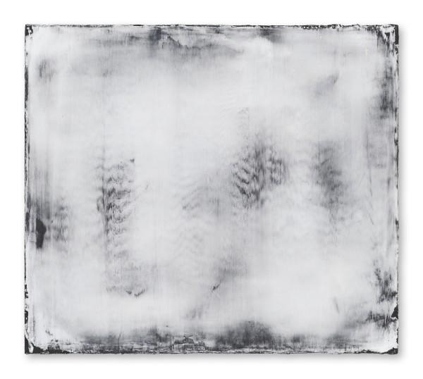 Hideaki Yamanobe #021816 Stratus 2015 works No. 5, 2015 Acryl auf Nessel 75,5 x 85 x 4 cm