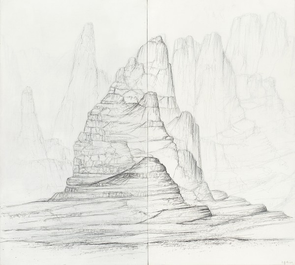 Raffi Kaiser, #019270 Landschaft, 2009/2010