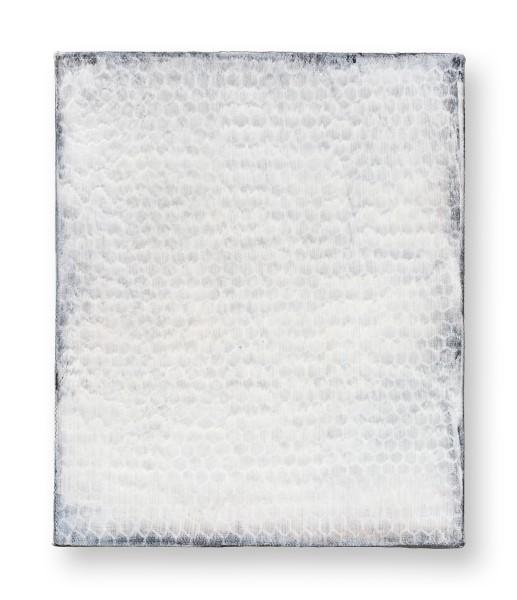 Hideaki Yamanobe #022249 Thousands of Rooms No. 3, 2020 Acryl und Sand auf Nessel 28 x 24 x 4,5 cm