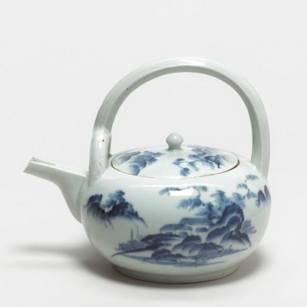 Porzellan, #011704 Chôshi (sake-tsugi) - Sakekanne