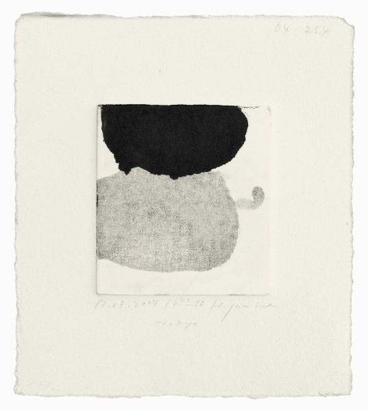 Hideaki Yamanobe, #017403 Monotype, 17.07.2004 17:40 - 10, 2004
