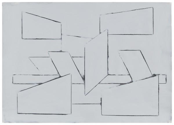 Jürgen Schön, #021709 Zeichnung, 2017