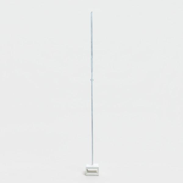 Katsuhito Nishikawa #022041 Ohne Title, 1986-2013 Bronze bemalt 72,2 x 5,6 x 5,6 cm
