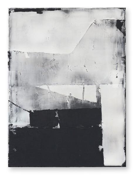 Hideaki Yamanobe #022209 Piano Phase - Sound Stiftung II, 2020 Acryl auf Nessel 75 x 55,5 x 4 cm