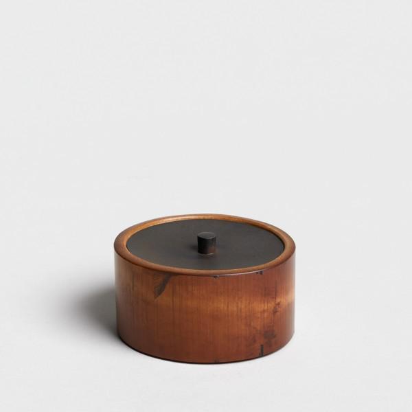 Andreas Caderas, #022251 Dose aus Bambus, 2020