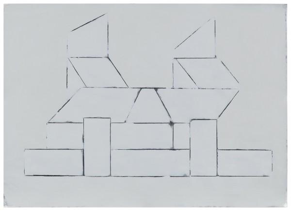 Jürgen Schön, #021707 Zeichnung, 2017