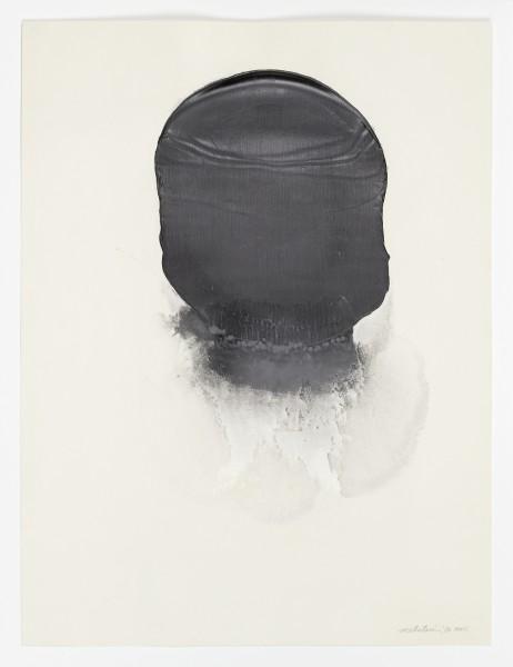 Takesada Matsutani, #003338 Object on Paper 2, 1984