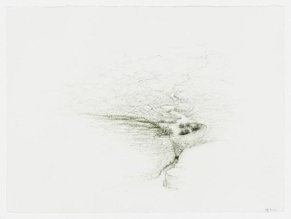 Raffi Kaiser, #021667 Landschaft, um 2017