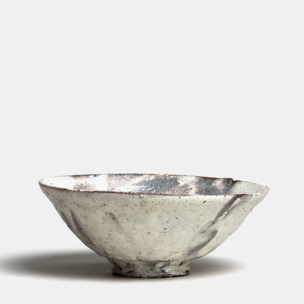 Shiro Tsujimura, #000554 Chawan (Teeschale), ca 1990