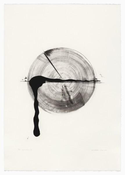 Takesada Matsutani, #021620 Cercle 16-2 (Black), 2016