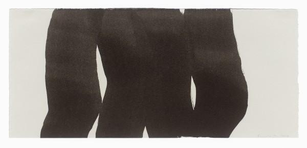 Hiroko Nakajima, #018139 Doppelschritt III, 2006