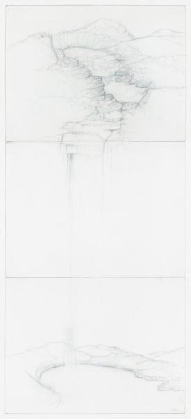 Raffi Kaiser, #021678 Wasserfall, um 2017