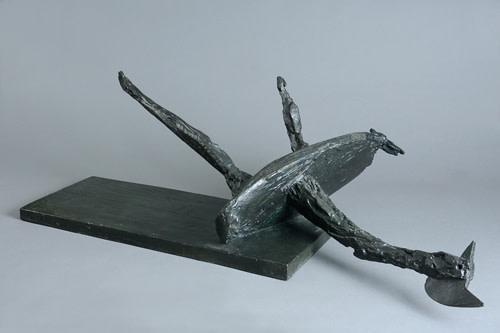 Bernard Meadows Fallen Bird 1958