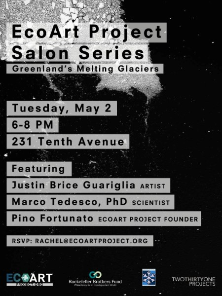 ECOART PROJECT SALON SERIES at After Nature