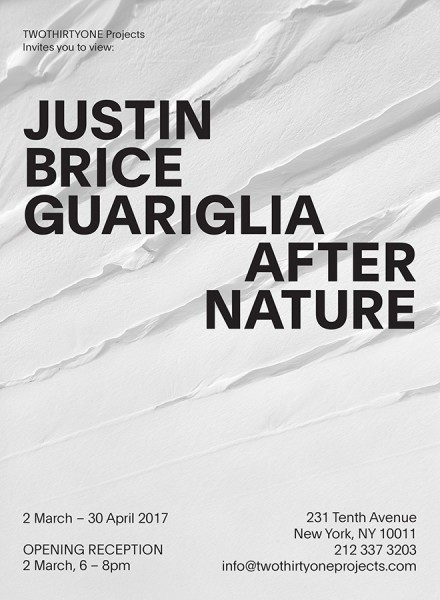 After Nature - Opening
