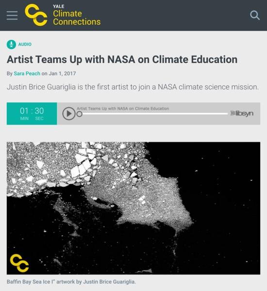 Artist Teams Up with NASA