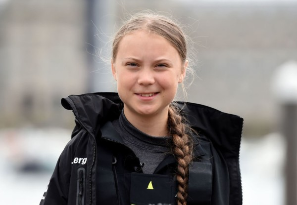 How Teen Climate Activist Greta Thunberg Inspired the Art World to Address the Biggest Problem Facing Humanity