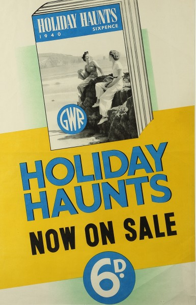 Unsigned, HOLIDAY HAUNTS 1940, 1940