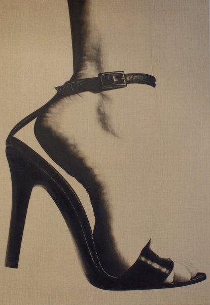 Mia Tarney, Black Shoe, 2009