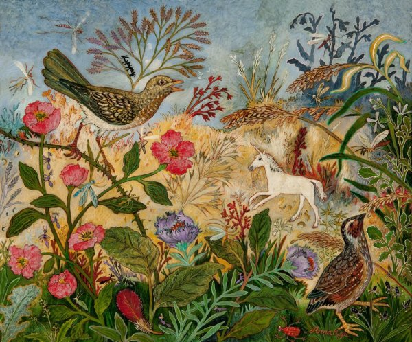 Anna Pugh, Magic, 2011