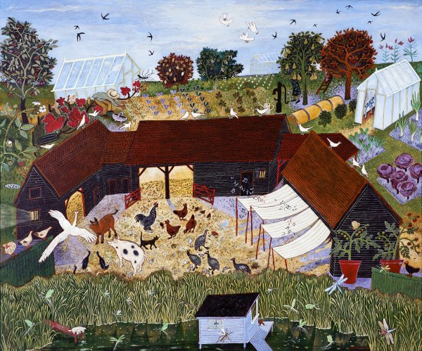 Anna Pugh, Home Grown, 2013