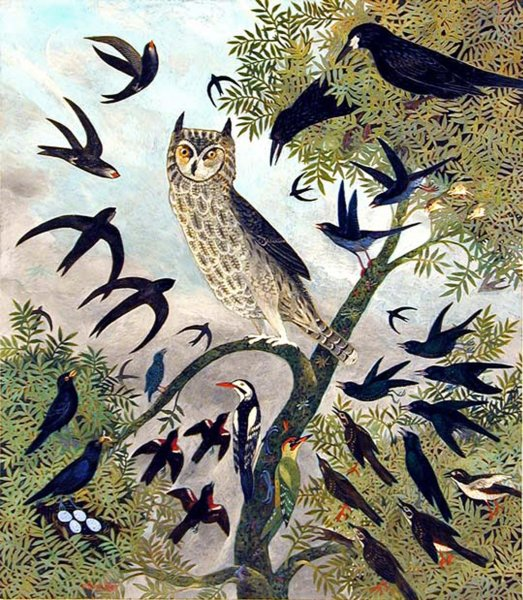 Anna Pugh, Sticks and Stones, 2000