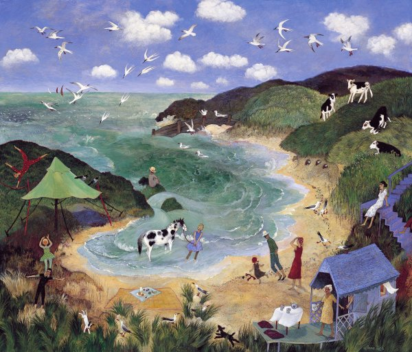 Anna Pugh, Two For Joy, 2003