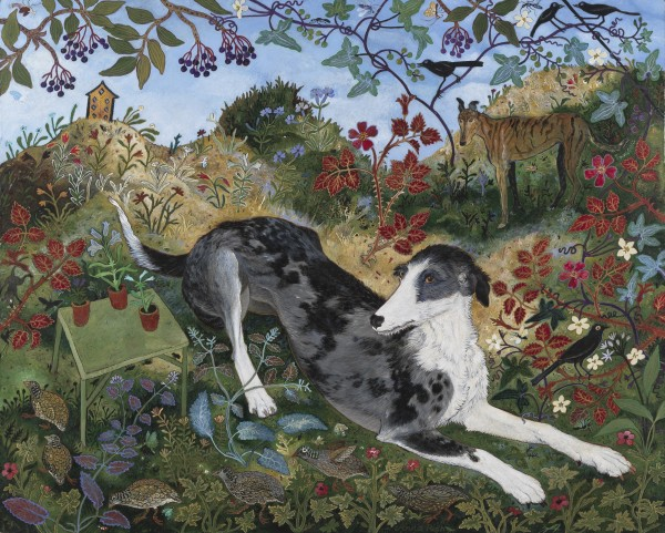 Anna Pugh, Taking A Breather, 2014