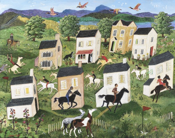 Anna Pugh, Odds On, 2014