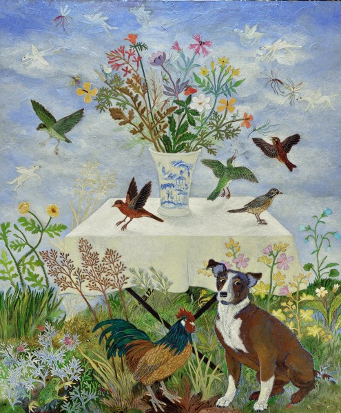Anna Pugh, The Dear Departed, 2015