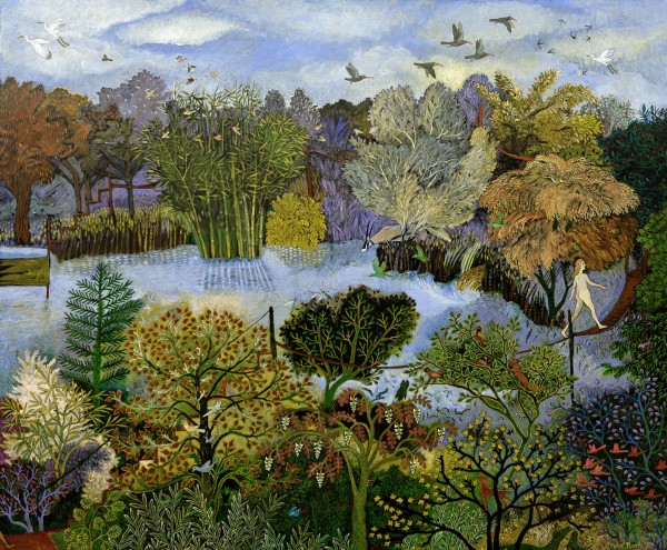 Anna Pugh, Eve Before The Apple, 2015