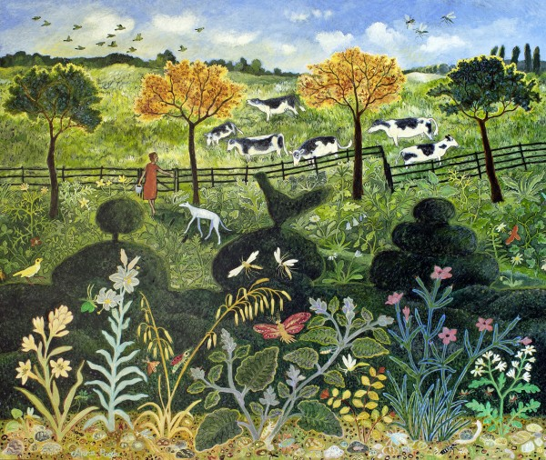 Anna Pugh, Near and Far, 2015