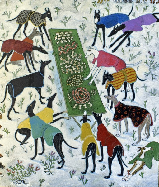 Anna Pugh, Our Gang, 2015