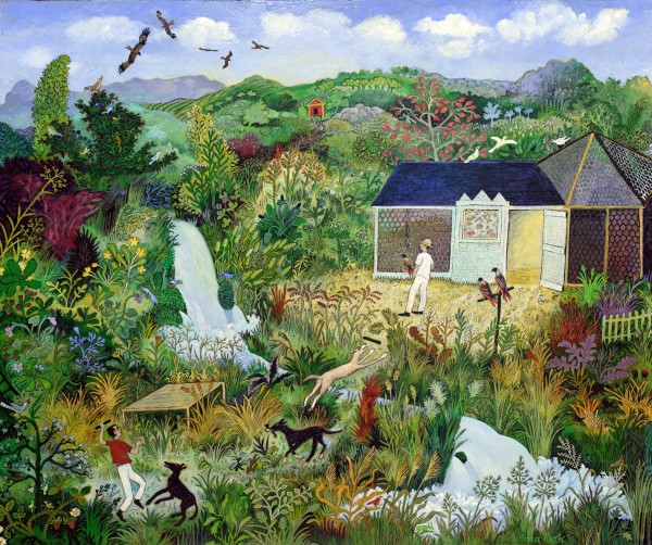Anna Pugh, Flying Kites, 2016
