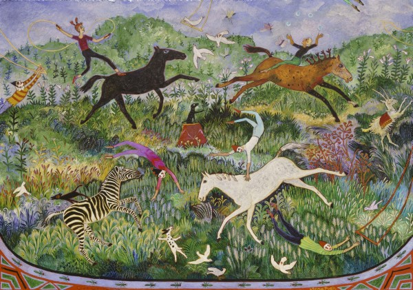 Anna Pugh, ...And For My Next Trick, 2017