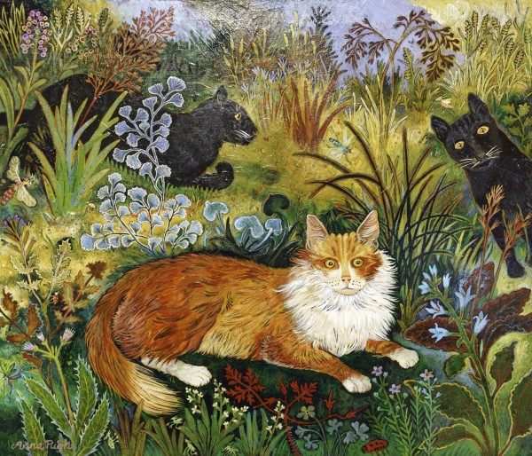 Anna Pugh, The Cats, 2017