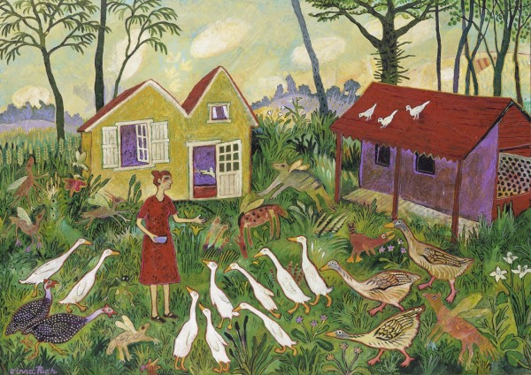 Anna Pugh, They Were There, 2021